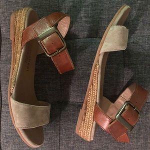 Eric Michael Spain leather sandals 37 7 Amanda